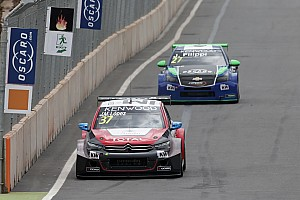 WTCC Qualifying report Citroën stays ahead in Marrakech