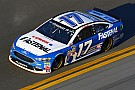 NASCAR Sprint Cup Stenhouse, Roush boosted by long-term Fastenal deal