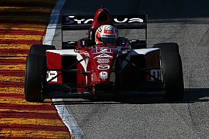 Pro Mazda Race report Jamin doubles up at Mid-Ohio