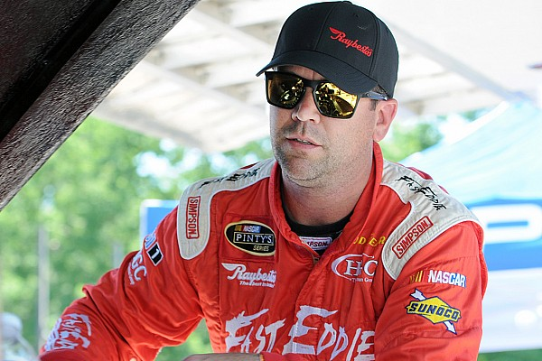 NASCAR Canada Breaking news Jason Hathaway retires from full-time NASCAR Pinty's Series competition