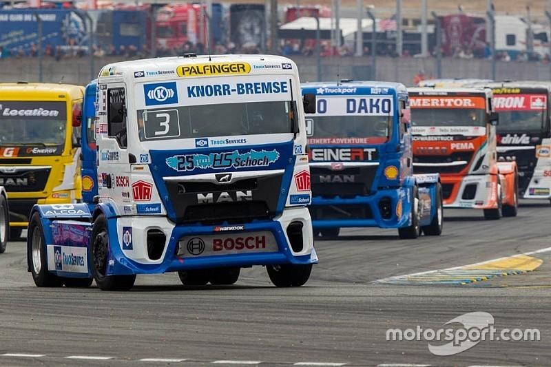 Jochen Hahn gewinnt Truck-EM und erzielt 100. Rennsieg