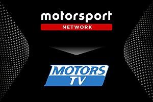 Motorsport Network, Motors TV'yi bünyesine kattı!