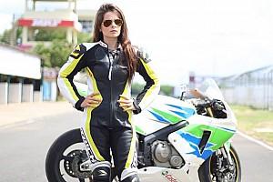 Other bike Breaking news Alisha Abdullah honoured with FIM's Indian representative role