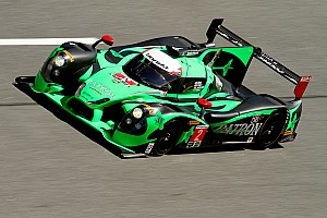 IMSA Breaking news Hour 22: ESM hit with pit lane penalty as Larson crashes out