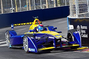 Formula E Race report Buemi's electrifying recovery in Buenos Aires