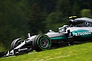 Formula 1 Austrian GP: Rosberg fastest again as Vettel crashes