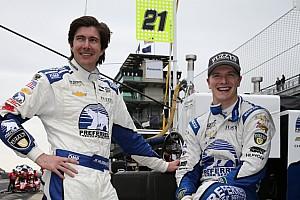 IndyCar Breaking news Hildebrand to sub for injured Newgarden