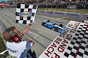 IndyCar Race report IndyCar drivers quotes after the Long Beach race