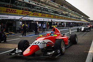 "GP3 Special feature Tatiana Calderon: ""Now the other drivers look at me differently!"""