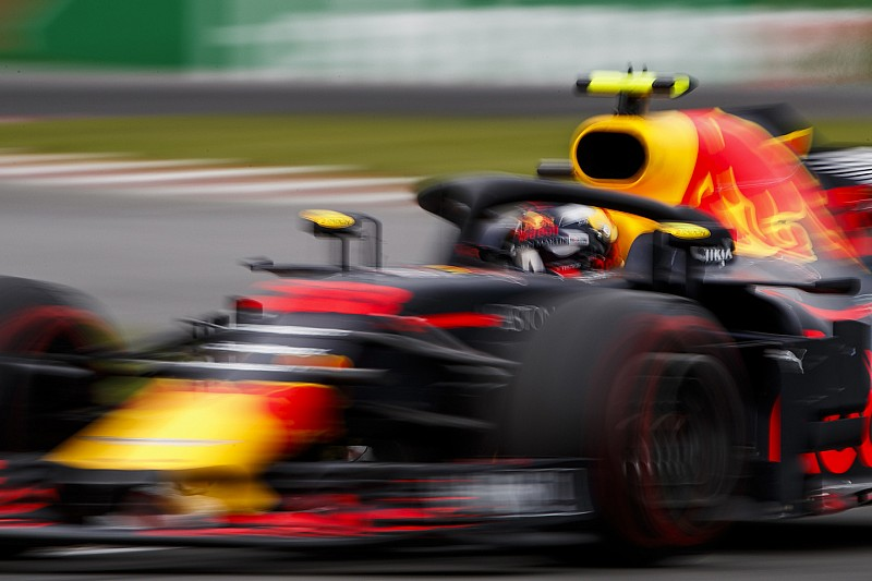 Verstappen, el mejor en 2da. sesión de prácticas