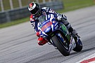 MotoGP Lorenzo tops rain-hit final day of Sepang MotoGP test
