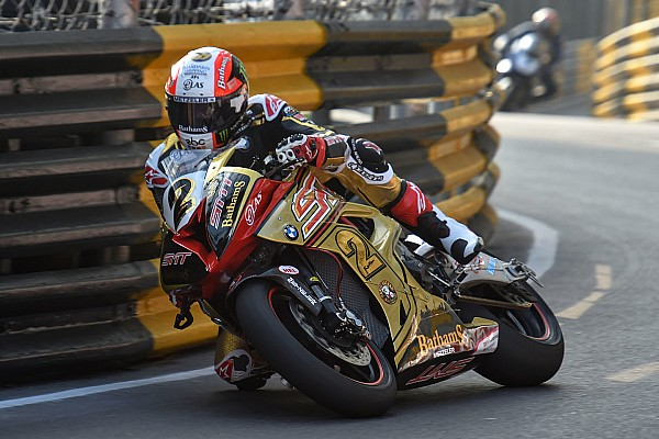 Other bike Qualifying report Macau GP: Rutter takes last-gasp provisional pole