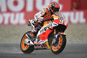 MotoGP Breaking news Marquez says newfound consistency a result of 2015 mistakes