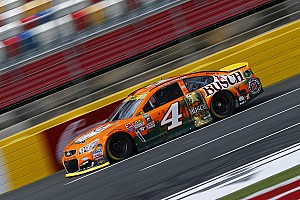 NASCAR Sprint Cup Practice report Kevin Harvick leads the way in Thursday's Cup practice