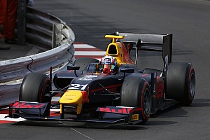 GP2 Breaking news Gasly, Canamasas excluded from GP2 qualifying