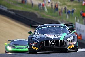 Blancpain Sprint Race report Brands Hatch BSS: Szymkowiak and Schneider dominate Qualifying Race