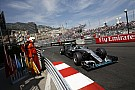 Formula 1 Mercedes: Rain dance required after tense qualifying session in Monte Carlo