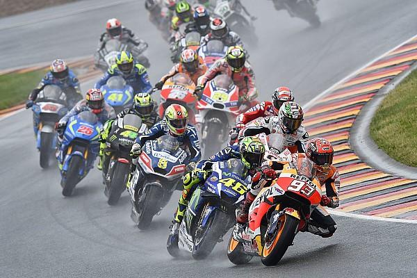 MotoGP Breaking news MotoGP changes date for 2017 Sachsenring race