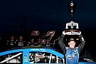 NASCAR Truck Haley celebrates K&N East title with new NASCAR Truck ride