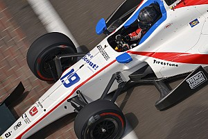 IndyCar Practice report Thursday practice: Chaves top, Penskes fastest without a tow