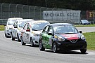 Nissan Micra Cup Coupal and King take victories at Mont-Tremblant