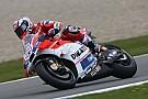 MotoGP Assen MotoGP: Dovizioso leads Marquez in FP3 as Lorenzo crashes