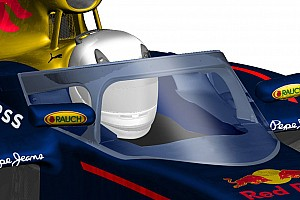 Formula 1 Breaking news Red Bull canopy could now be ready to race in 2017