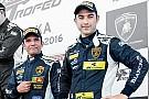 Lamborghini Super Trofeo Suzuka Super Trofeo: Podium for Ebrahim/Malagamuwa in Race 1