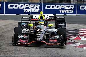 IndyCar Breaking news Bourdais expects difficult race, attacks aero package