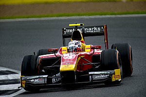 GP2 Race report Silverstone GP2: King holds off Ghiotto for home sprint win