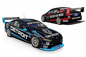 V8 Supercars Breaking news Penske splits liveries for Albert Park