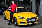 GT Aussie to make Audi TT Cup debut