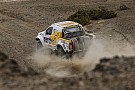 Cross-Country Rally A remarkable third-place class finish for ALDO Racing at the Silk Way Rally