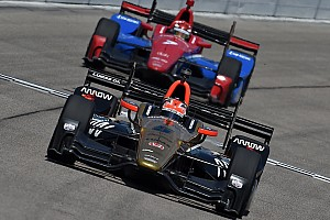 IndyCar Breaking news Schmidt aims to keep Hinchcliffe and Aleshin for 2017