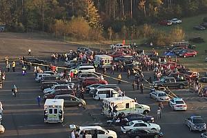 Monster Energy NASCAR Cup Actualités Des spectateurs blessés par un automobiliste au circuit de Martinsville