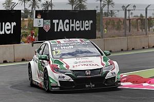WTCC Race report Morocco WTCC: Hondas dominate as Huff heads 1-2-3