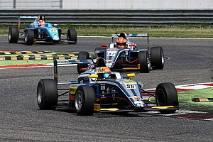 Formula 4 Results Adria F4: Triple rookie podium for Maini in second round