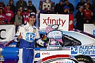 NASCAR XFINITY Logano wins Xfinity race as four drivers are eliminated from the Chase