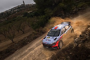 WRC Leg report Catalunya WRC: Sordo continues to lead as Ogier closes in