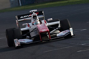 Super Formula Race report Okayama Super Formula: Vandoorne takes maiden win