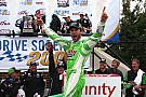 NASCAR XFINITY Suarez dominates Dover, advances to the second round of Xfinity Chase