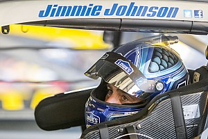 NASCAR Sprint Cup Interview How Jimmie Johnson is making sure Chicagoland error doesn't happen again