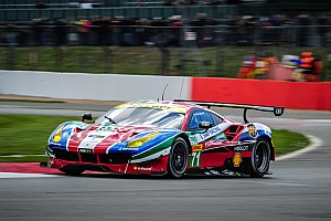 WEC Race report Ferrari 1-2 at Silverstone with the new 488 GTE