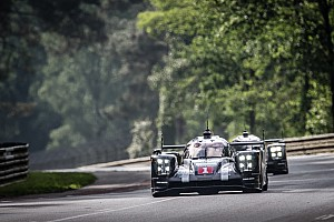 Le Mans Race report Le Mans 24 Hours: Porsche takes control after four hours