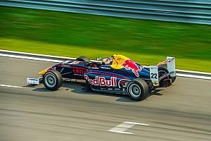 Формула 4 Отчет о гонке Версхор дважды выиграл в SMP Формуле 4