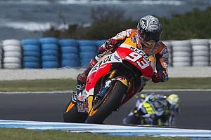 MotoGP Testing report Honda Team conclude a productive test at Phillip Island