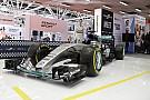 Prodotto Motor Show: la Mercedes di Rosberg è esposta allo stand di Motorsport.com!