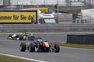 F3 Race report Masters of F3: Eriksson beats Ilott to win qualifying race