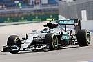 Formula 1 Russian GP: Rosberg leads Mercedes 1-2 in opening practice