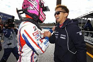 スーパーGT 記者会見 【スーパーGT】平手晃平「全てのサーキットで自信が持てた。サポートに感謝したい」
